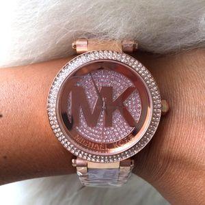 New & Authentic Michael Kors Women's Watch MK6176